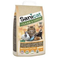 SANICAT CLEAN&GREEN 10L